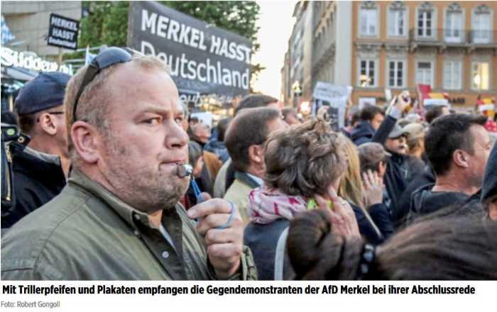 mega190 - Bundestagswahl 24. September 2017