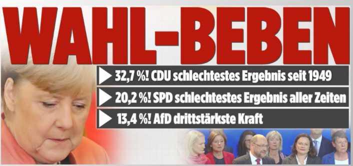 mega192 - Bundestagswahl 24. September 2017