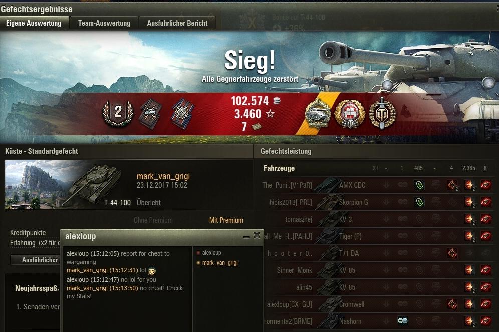 wilm134 - World of Tanks